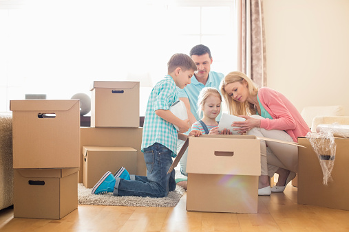 Summer Moving Tips (Self Storage Can Help)